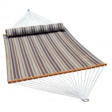 """Double Hammock"" ALGOMA Quick Dry 2781SPC with Pillow - By the Hammock Shop of Canada"