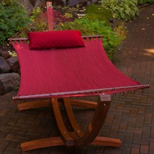 Double Hammock ALGOMA RED - from your hammocks shop in Canada