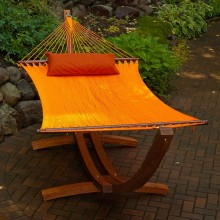 Double Hammock ALGOMA ORANGE - from your hammocks shop in Canada