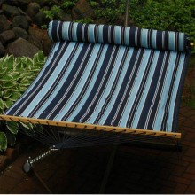 """Double Hammock"" ALGOMA 2932DL with Pillow - By the Hammock Shop of Canada"