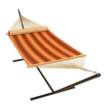 """Double Hammock"" ALGOMA 2933DP with Pillow - By the Hammock Shop of Canada"