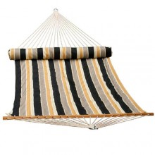 """Double Hammock"" ALGOMA 2935DL with Pillow - By the Hammock Shop of Canada"