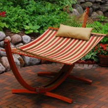 Combo Hammock and Stand ALGOMA 6710160SP - By the Hammock Shop of Canada