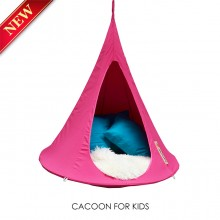 Cacoon Hanging Chair Bonsai Fuchsia