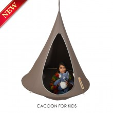 Cacoon Hanging Chair Bonsai Taupe