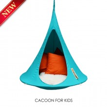 Cacoon Hanging Chair Bonsai Turquoise