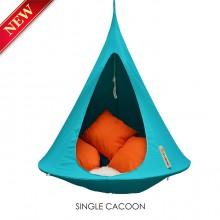 Cacoon Single Turquoise