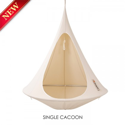 Cacoon Single Natural White
