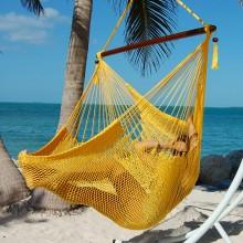 Hammock chair Large Caribbean Hammocks Yellow - By the hammock shop of Canada