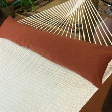 Hammock Pillow (Terracotta)