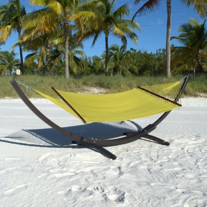 CARIBBEAN HAMMOCK JUMBO (Olive) - By the Hammock Shop of Canada