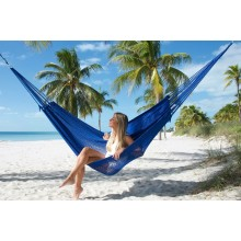 Caribbean Mayan Hammock Blue - from your hammocks shop in Canada