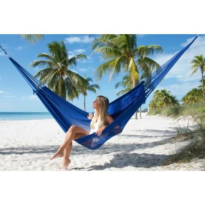 Caribbean Mayan Hammock Blue - from your hammocks shop in Canada