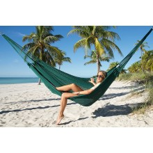 Caribbean Mayan Hammock Green - from your hammocks shop in Canada