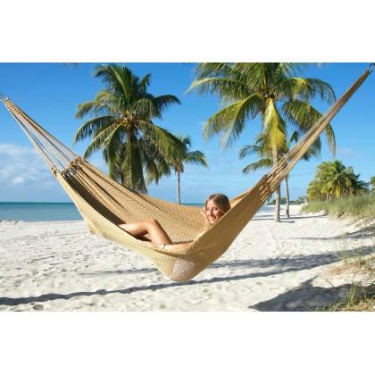 Caribbean Mayan Hammock Tan - from your hammocks shop in Canada