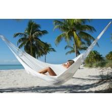Caribbean Mayan Hammock White - from your hammocks shop in Canada