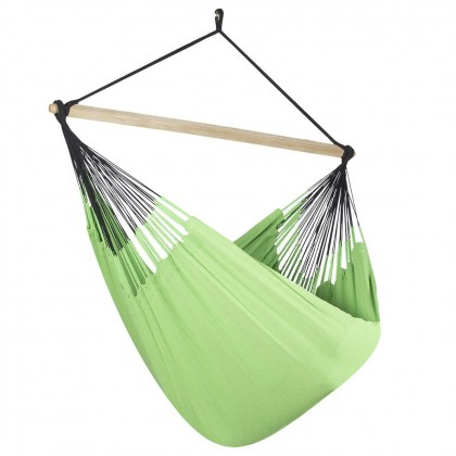 Colombian Hammock Chair Lounger - Lime