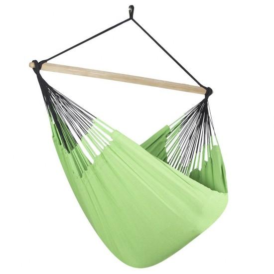 colombian hammock chair lounger   lime  rh   hammock canada ca