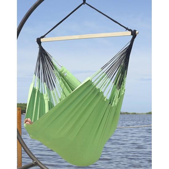 colombian hammock chair lounger   lime hammock chair lounger   lime  rh   hammock canada ca