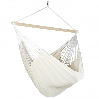 Colombian Hammock Chair Lounger - Natural