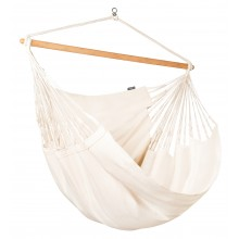 La Siesta Hammock Chair Kingsize ( Habana Latte ) - By the Hammock Shop of Canada