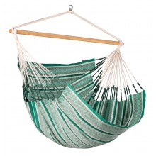 La Siesta Hammock Chair Kingsize ( Habana Agave ) - By the Hammock Shop of Canada