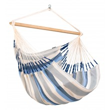 La Siesta Hammock Chair Kingsize ( Domingo Sea Salt ) - By the Hammock Shop of Canada