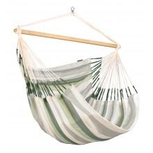 La Siesta Hammock Chair Kingsize ( Domingo Cedar ) - By the Hammock Shop of Canada