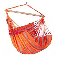 La Siesta Hammock Chair Kingsize ( Domingo Toucan ) - By the Hammock Shop of Canada