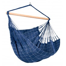 La Siesta Hammock Chair Kingsize ( Domingo Marine ) - By the Hammock Shop of Canada