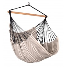 La Siesta Hammock Chair Large (Habana Zebra) - By the Hammock Shop of Canada