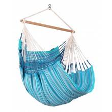 La Siesta Hammock Chair Large (Habana Azure) - By the Hammock Shop of Canada