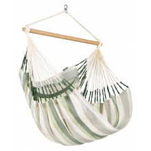 La Siesta Hammock Chair Large (Domingo Cedar) - By the Hammock Shop of Canada