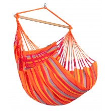 La Siesta Hammock Chair Large (Domingo Toucan) - By the Hammock Shop of Canada