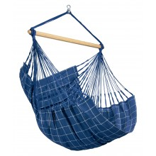 La Siesta Hammock Chair Large (Domingo Marine) - By the Hammock Shop of Canada