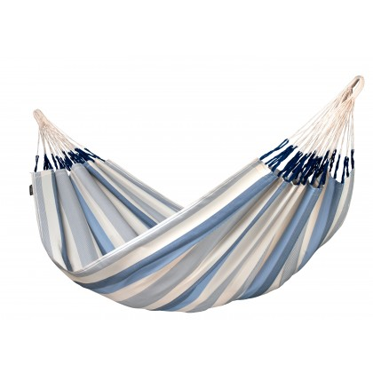 La Siesta Hammock Double ( Brisa Sea Salt ) - from your hammocks shop in Canada