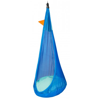 Joki Air Moby - Weather-Resistant Max Kids Hanging Nest with Suspension