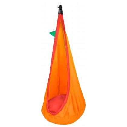 Joki Foxy - Organic Cotton Kids Hanging Nest with Suspension