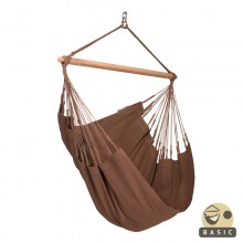"""Hanging Chair Basic"" La Siesta Modesta Arabica - By the Hammock Shop of Canada"