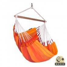 """Hanging Chair Basic"" La Siesta Orquidea Volcano - By the Hammock Shop of Canada"