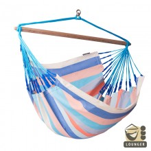 """Hanging Chair lounger"" La Siesta Domingo Dolphin - By the Hammock Shop of Canada"