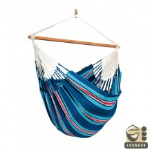 Hammock Chair lounger Currambera Blueberry - By the Hammock Shop of Canada