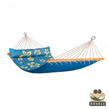 """Double Hammock"" with bars Hawaii Pacific - By the Hammock Shop of Canada"
