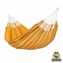 Double Hammock La Siesta Carolina Citrus - from your hammocks shop in Canada