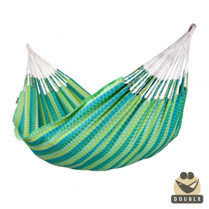 Double Hammock La Siesta Carolina Spring - from your hammocks shop in Canada