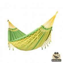 """Double Hammock"" La Siesta Copa canarinha - By the Hammock Shop of Canada"