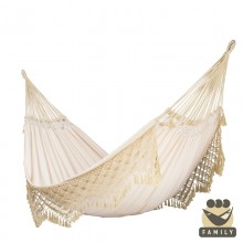 Kingsize hammock La Siesta Bossanova Champagne - from your hammocks shop in Canada