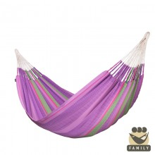 """Family hammock"" La Siesta Flora Blossom - By the Hammock Shop of Canada"