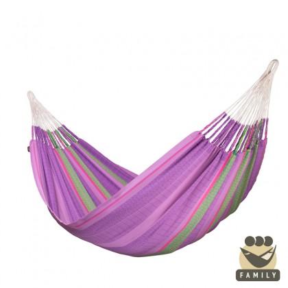 Kingsize hammock La Siesta Flora Blossom - from your hammocks shop in Canada
