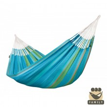 Kingsize hammock La Siesta Flora Curaçao - from your hammocks shop in Canada